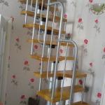 лестница гусиный шаг 5